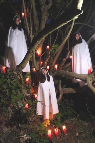 Las brujas de Córdoba?