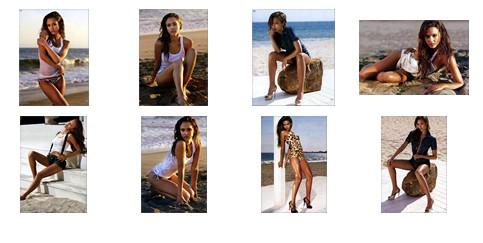 Todas las fotos que contiene el RAR para descargar