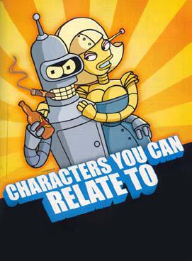 Bender y una robopilingui