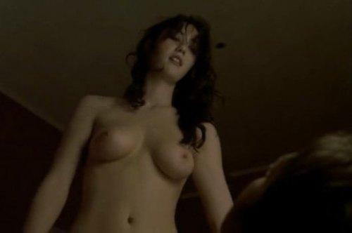 Madeline Zima en Californication (episodio 1)