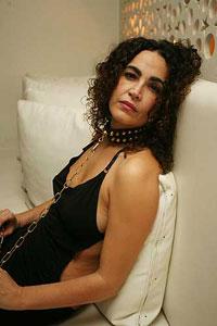 Cristina Rodr�guez de Supermodelo 2007, manda huevos!